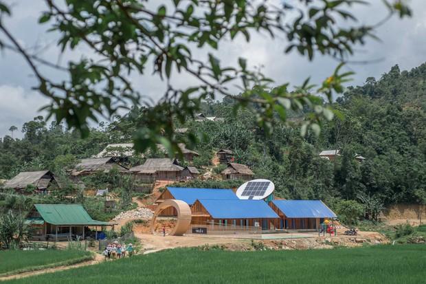 Nhìn lại hành trình tuyệt đẹp của 1000 ông mặt trời thắp sáng tương lai trẻ em vùng cao Tri Lễ - Ảnh 8.