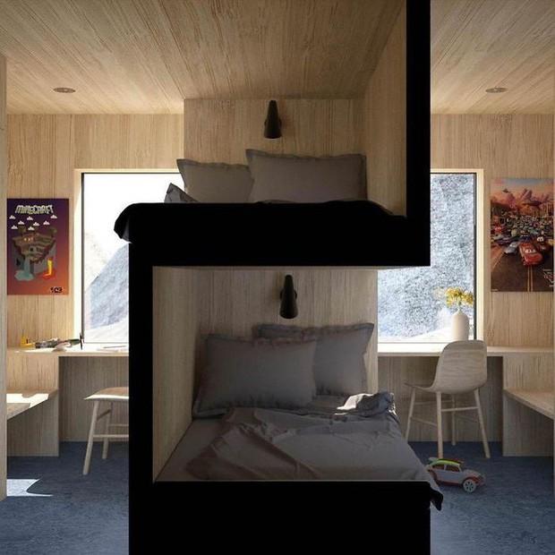 Chiêm ngưỡng 20 món nội thất sáng tạo và độc đáo, đảm bảo ai cũng muốn rước về nhà ngay - Ảnh 2.
