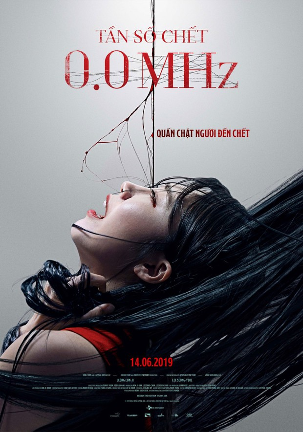 Phim kinh dị Hàn Tần Số Chết bị cấm chiếu tại Việt Nam - Ảnh 1.