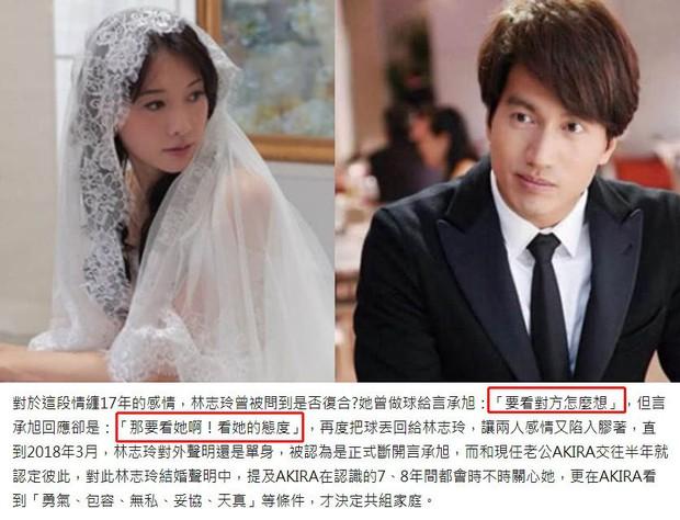 Vì sao mối tình kéo dài 17 năm của Lâm Chí Linh - Ngôn Thừa Húc không có happy ending? - Ảnh 3.