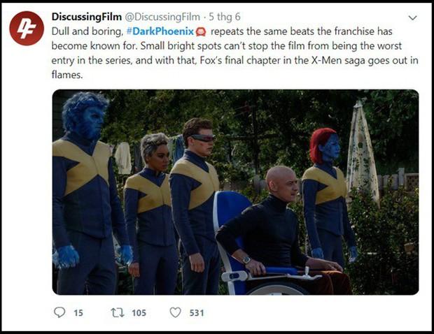 Fan X-Men phẫn nộ vì Dark Phoenix phá nát đế chế dị nhân 20 năm theo cách không thể hiểu nổi - Ảnh 7.