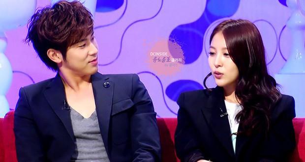 Yunho (DBSK) và BoA quay show như vợ chồng son, fan nài nỉ: Hẹn hò đi anh chị ơi! - Ảnh 5.