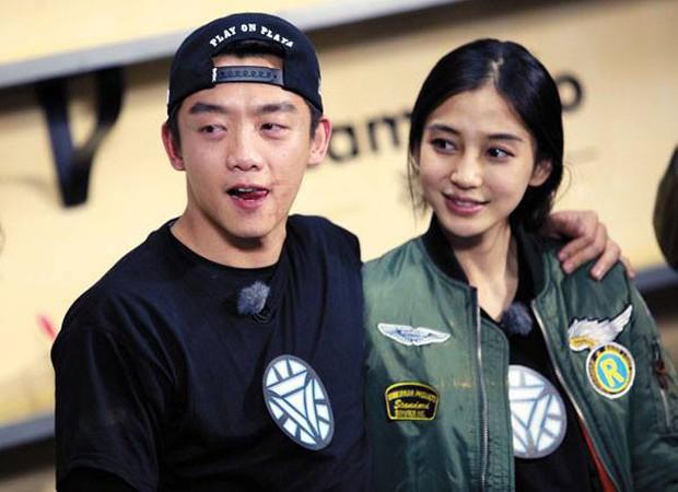 Cứ ngỡ Friday Couple trở lại Running Man Trung Quốc, không ngờ Trịnh Khải lại chơi ác với Angela Baby - Ảnh 2.