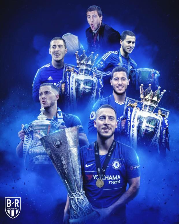 Bản dịch tâm thư đầy xúc động của Eden Hazard gửi CĐV Chelsea trong ngày chính thức chuyển sang Real Madrid - Ảnh 2.