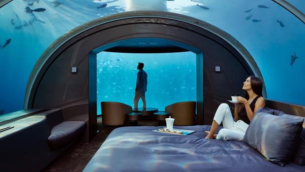 Du lịch qua màn ảnh nhỏ với loạt resort và khách sạn đỉnh nhất thế giới: Trên đời này hoá ra có nhiều nơi kì diệu đến vậy!  - Ảnh 13.