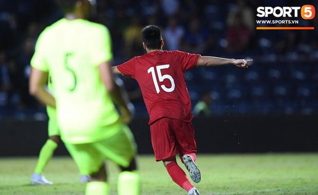 Việt Nam 1-1 Curacao (4-5): Công Phượng sút hỏng phạt đền, Việt Nam về nhì đáng tiếc tại Kings Cup 2019 - Ảnh 2.