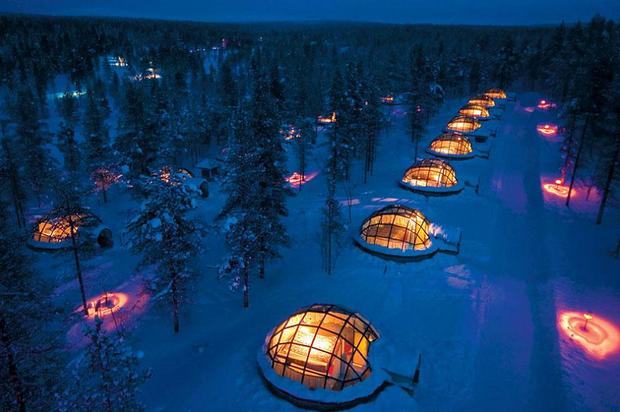 Du lịch qua màn ảnh nhỏ với loạt resort và khách sạn đỉnh nhất thế giới: Trên đời này hoá ra có nhiều nơi kì diệu đến vậy!  - Ảnh 10.