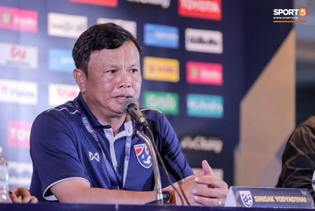 HLV Thái Lan khẳng định có thể đánh bại Việt Nam nếu tái ngộ ở vòng loại World Cup 2022 - Ảnh 1.