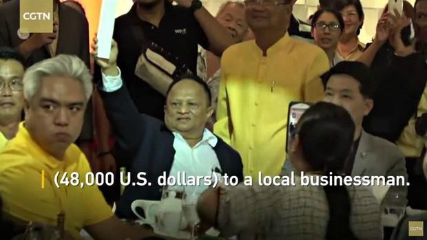 Sốc: 1 quả sầu riêng đã đem về hơn 1,1 tỷ đồng sau phiên đấu giá ở Thái Lan - Ảnh 3.