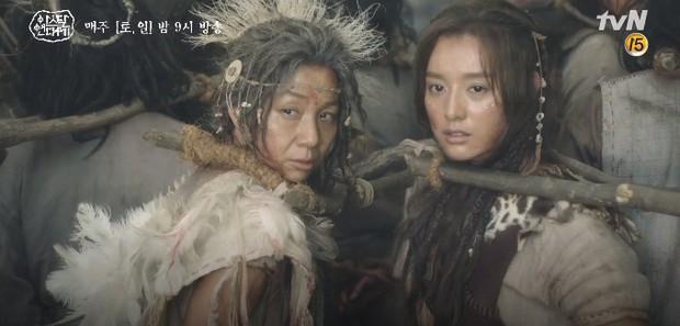 Song Joong Ki liều mình chui vào hang cọp cứu crush trong tập 3 Niên Sử Kí Arthdal - Ảnh 5.