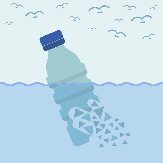 Những hạt vi nhựa có ở khắp mọi nơi, trong nước uống, không khí, thậm chí cả cơ thể bạn - Ảnh 3.