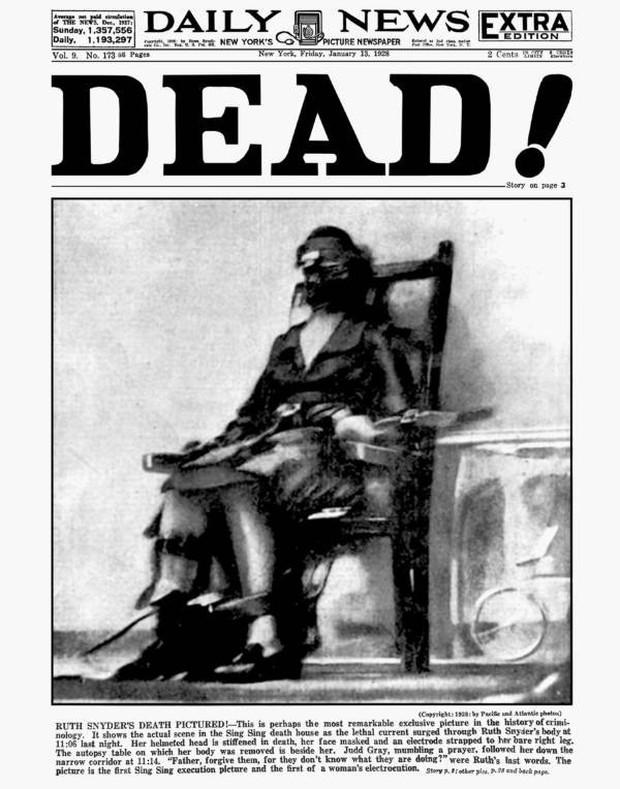 Sự thật đằng sau bức ảnh tử tù ngồi trên ghế điện và câu chuyện khiến nhà tù thay đổi quy định thi hành án tử hình - Ảnh 4.