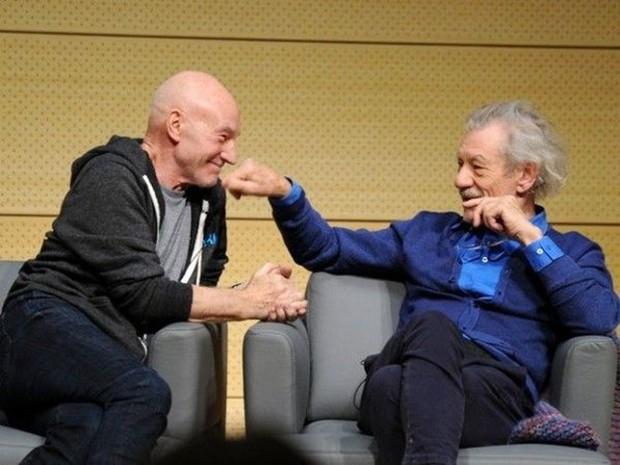 Góc lạ đời: Có một kiểu người xem X-Men chỉ để soi hint đam mỹ đôi Giáo Sư X và Magneto - Ảnh 15.