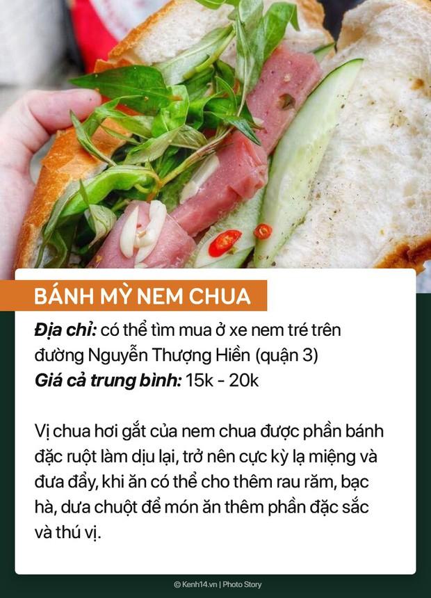 Ăn sáng ở Sài Gòn mà chán bánh mì patê, đã có ngay 7 loại bánh mì tréo ngoe khác tới cứu đói cho bạn - Ảnh 5.