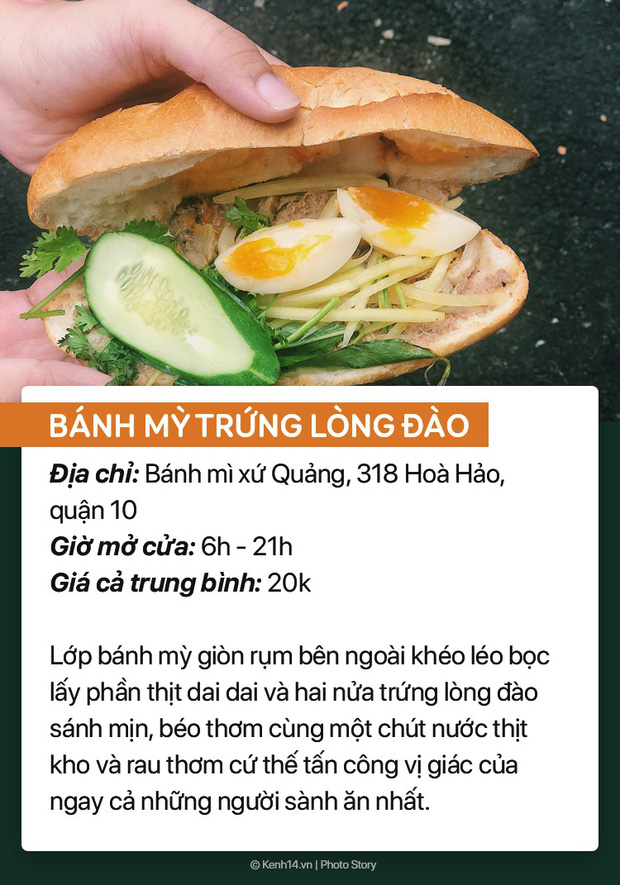 Ăn sáng ở Sài Gòn mà chán bánh mì patê, đã có ngay 7 loại bánh mì tréo ngoe khác tới cứu đói cho bạn - Ảnh 11.