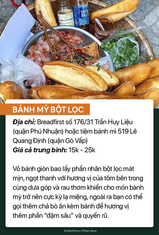 Ăn sáng ở Sài Gòn mà chán bánh mì patê, đã có ngay 7 loại bánh mì tréo ngoe khác tới cứu đói cho bạn - Ảnh 1.