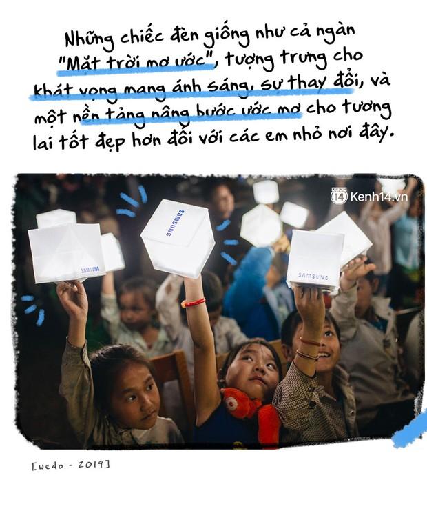 """""""Theo ánh sáng mà đi"""" - Câu chuyện đẹp về cách mà Samsung đã hiện thực hoá một chiến dịch cho cộng đồng - Ảnh 8."""