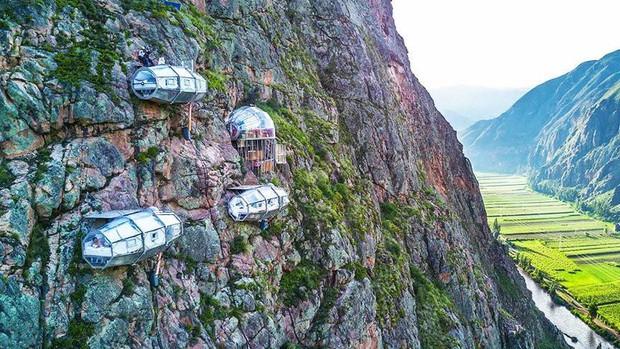 Du lịch qua màn ảnh nhỏ với loạt resort và khách sạn đỉnh nhất thế giới: Trên đời này hoá ra có nhiều nơi kì diệu đến vậy!  - Ảnh 16.