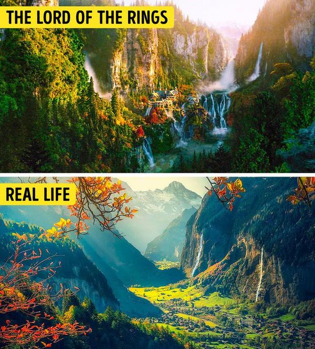 14 cảnh đẹp trong phim hoá ra có ngoài đời thực, riêng Infinity War và Avatar sẽ khiến bạn ngạc nhiên nhất - Ảnh 10.