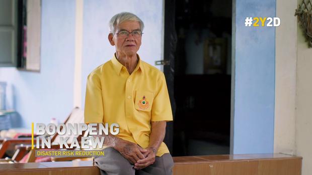 Câu chuyện về ông lão cứu cả cộng đồng khỏi thảm họa thiên thiên nhiên 100 năm mới có 1 lần: 78 tuổi vẫn không ngừng làm đẹp cho đời - Ảnh 1.