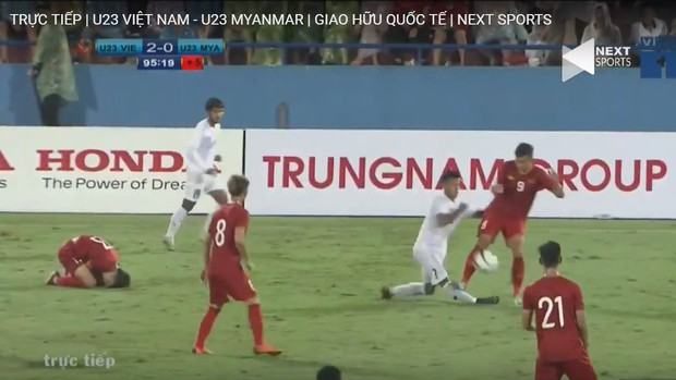 Xuân Trường và đàn em U23 Việt Nam: Người toả sáng, người nhận trái đắng - Ảnh 1.