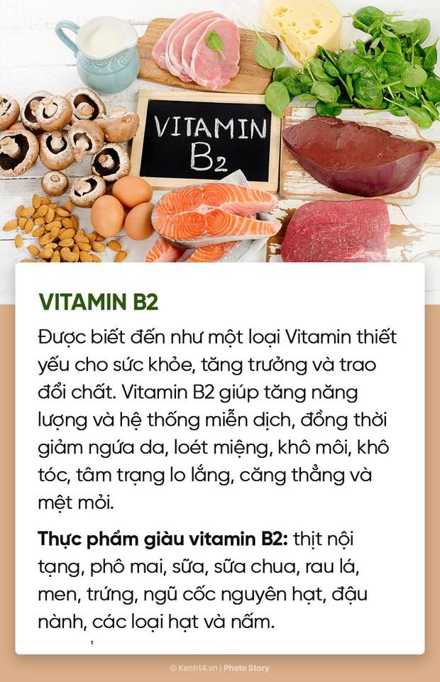 Hội chị em muốn xinh đẹp, khoẻ mạnh, thông minh đừng quên bổ sung đủ 10 loại vitamin này - Ảnh 11.