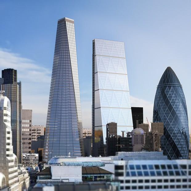 Bể bơi vô cực 360 độ đầu tiên trên thế giới sắp được xây dựng và ra mắt tại London - Ảnh 4.