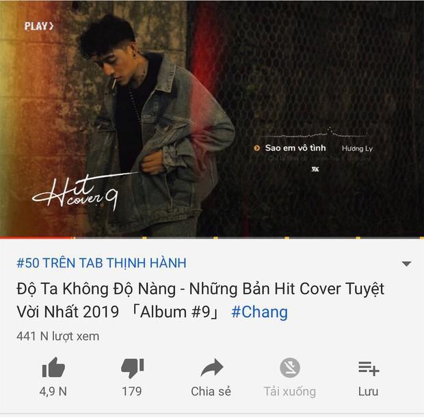 Hiếm hoi lắm, khán giả Việt mới thấy cảnh này: 9 phiên bản của cùng 1 ca khúc đều lọt top trending! - Ảnh 9.