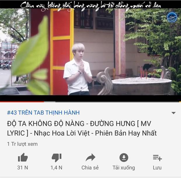 Hiếm hoi lắm, khán giả Việt mới thấy cảnh này: 9 phiên bản của cùng 1 ca khúc đều lọt top trending! - Ảnh 7.