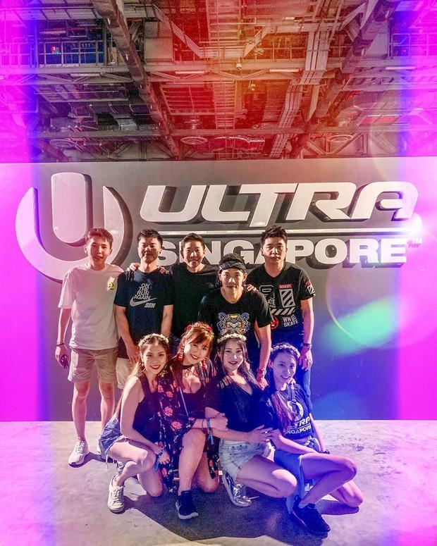 Gái xinh bốn phương tám hướng tụ hội tại lễ hội âm nhạc Ultra Singapore: Không có chất nhất, chỉ có chất hơn! - Ảnh 14.