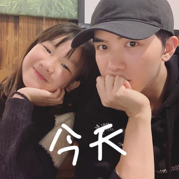 Anh trai tốt nhất Trung Quốc từng gây sốt hình tượng soái ca chăm em gái kém 18 tuổi bây giờ ra sao? - Ảnh 5.