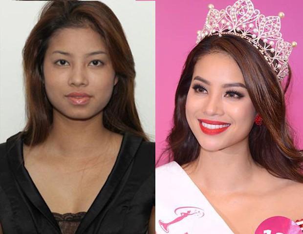 Phạm Hương bị diễn đàn sắc đẹp quốc tế tố đã trải qua nhiều cuộc phẫu thuật thẩm mỹ - Ảnh 2.