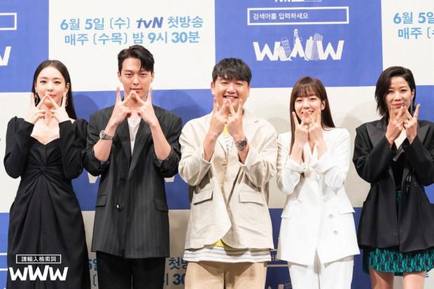 """5 lí do phải xem ngay """"Search: WWW"""" - Ba chị đại cung đấu vì top đầu ngầu nhất màn ảnh Hàn 2019 - Ảnh 3."""