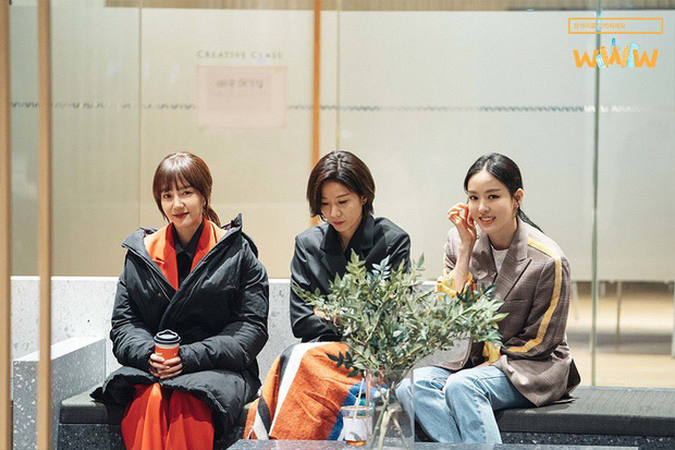 """5 lí do phải xem ngay """"Search: WWW"""" - Ba chị đại cung đấu vì top đầu ngầu nhất màn ảnh Hàn 2019 - Ảnh 20."""