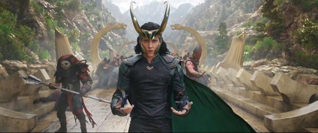 Thần lừa Loki đã sẵn sàng hồi sinh, tiếp tục đồng hành cùng Marvel trong series truyền hình mới trên Disney+ - Ảnh 1.