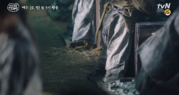 Kim Ji Won bùng nổ diễn xuất: Tự cắn đứt tay rồi bôi máu lên mắt, triệu hồi sói thần ngay tập 4 Niên Sử Kí Arthdal! - Ảnh 11.