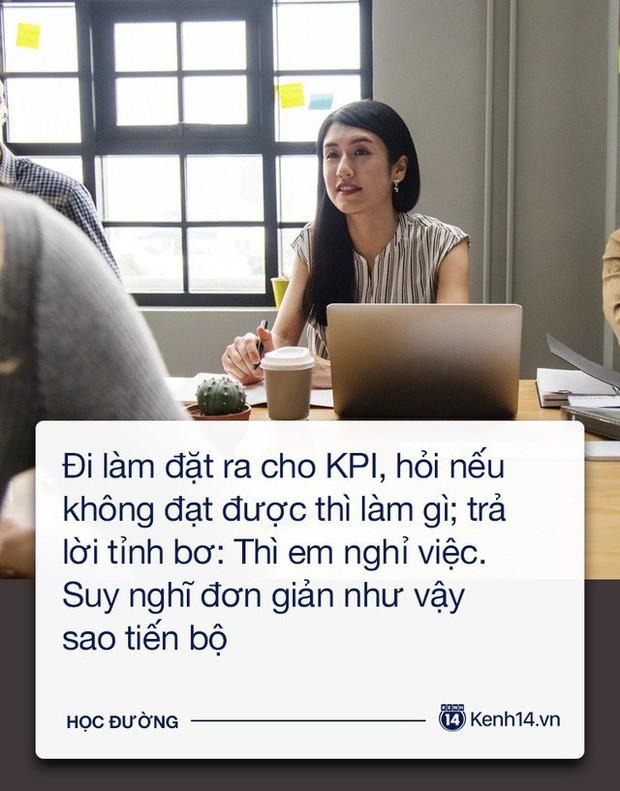Hai lời khuyên thấu tim can của cựu sinh viên Bách khoa gửi hậu bối về thái độ khi đi làm, đọc xong ai cũng gật gù công nhận sao đúng quá - Ảnh 1.