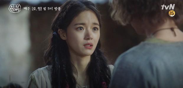Kim Ji Won bùng nổ diễn xuất: Tự cắn đứt tay rồi bôi máu lên mắt, triệu hồi sói thần ngay tập 4 Niên Sử Kí Arthdal! - Ảnh 14.