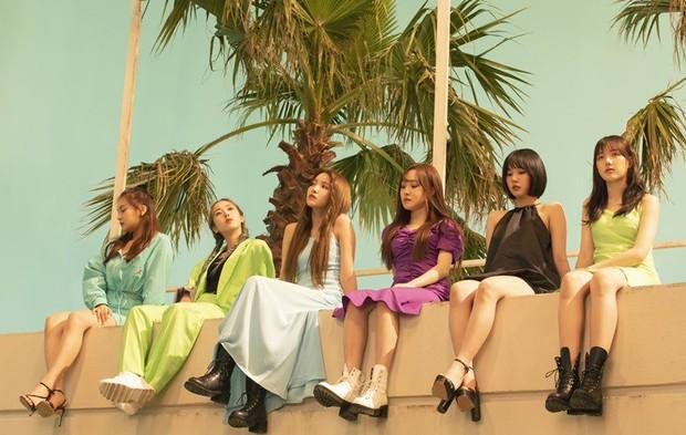 GFRIEND trở lại với MV hè hơn Red Velvet nhưng gây tiếc nuối vì cách quảng bá hệt như BLACKPINK, TWICE - Ảnh 2.