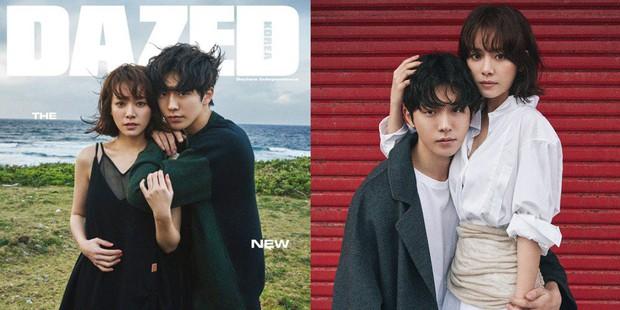 9 đôi đũa lệch đáng yêu khó cưỡng của phim Hàn: Nam Joo Hyuk đóng với ai cũng thấy cưng - Ảnh 33.