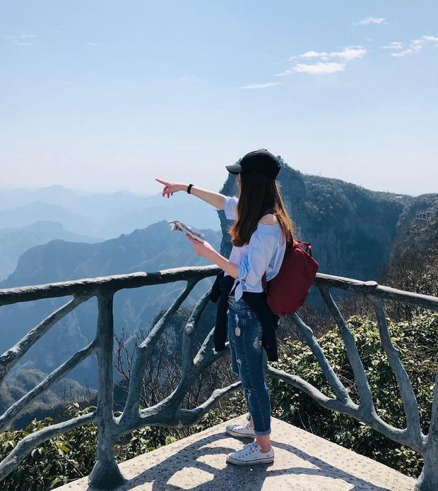 Thiên Môn Sơn - Đường lên cổng trời ở Trung Quốc khiến hội yếu tim phải khóc thét với 99 khúc cua dựng đứng - Ảnh 10.