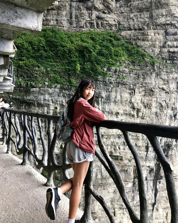 Thiên Môn Sơn - Đường lên cổng trời ở Trung Quốc khiến hội yếu tim phải khóc thét với 99 khúc cua dựng đứng - Ảnh 14.