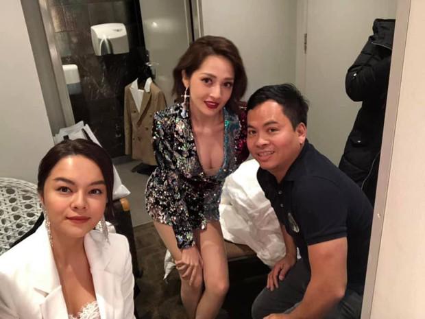 Bảo Anh và Phạm Quỳnh Anh lần đầu thân thiết chụp hình chung sau nửa năm vướng ồn ào người thứ 3 - Ảnh 1.