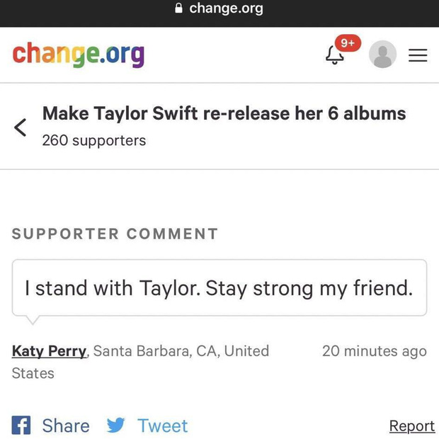 Toàn cảnh Đại chiến Hollywood: Ariana Grande, Katy Perry,... đồng lòng về phe Taylor Swift - Justin Bieber, Demi Lovato,... lại lên án gay gắt! - Ảnh 5.