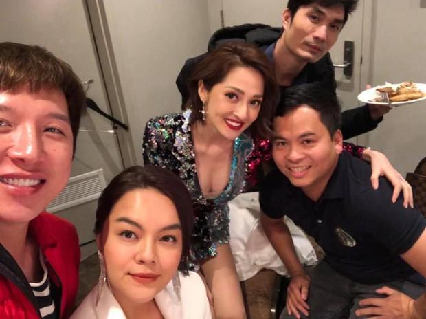 Bảo Anh và Phạm Quỳnh Anh lần đầu thân thiết chụp hình chung sau nửa năm vướng ồn ào người thứ 3 - Ảnh 2.