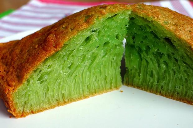 Tổng hợp những món bánh xanh lè lè siêu mát mắt tại Sài Gòn - Ảnh 7.