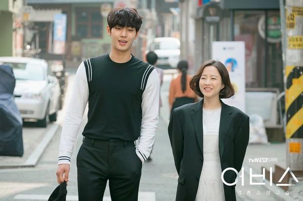 9 đôi đũa lệch đáng yêu khó cưỡng của phim Hàn: Nam Joo Hyuk đóng với ai cũng thấy cưng - Ảnh 25.