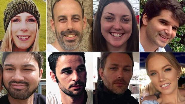 Nắm tay nhau cùng bước đi - hình ảnh cuối của cặp tình nhân gây xót xa trong vụ khủng bố cầu London 2017 - Ảnh 8.