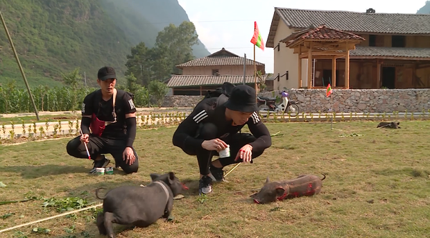 Trailer tập 1 Cuộc đua kỳ thú: Quốc Thiên tiết lộ Anh Quân đang mắc một căn bệnh nguy hiểm - Ảnh 2.