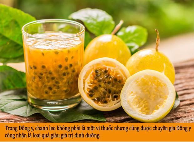Vô vàn tác dụng của quả chanh leo, mùa hè đừng bỏ qua những ly nước tuyệt vời từ loại quả này - Ảnh 1.